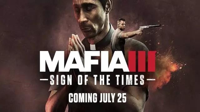 Novo DLC de Mafia 3 está para chegar