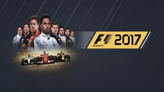 F1 2017 modo carreira