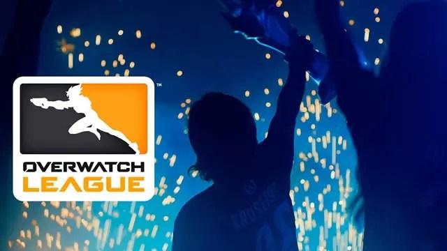 Liga Overwatch 2017