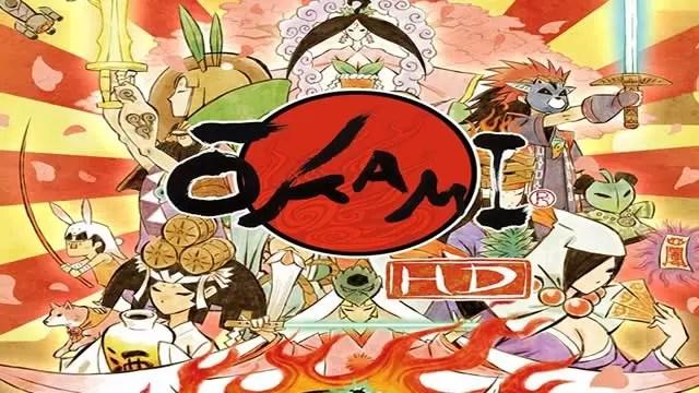 Okami HD data de lançamento