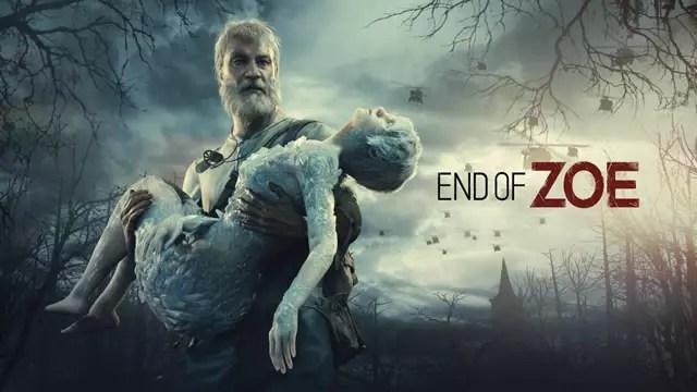 DLC Resident Evil 7 dta lançamento