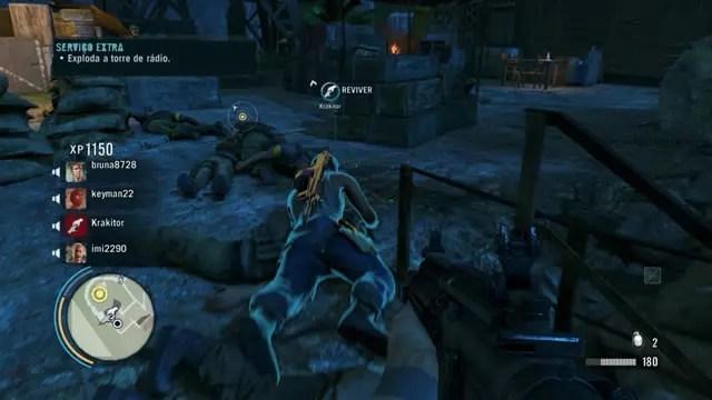 Modo cooperativo Far Cry 3 imagem