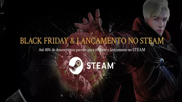 Black Desert Online Steam