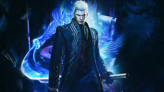 Devil May Cry V Vergil