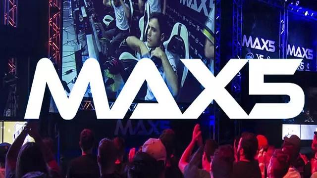 MAX5 2017