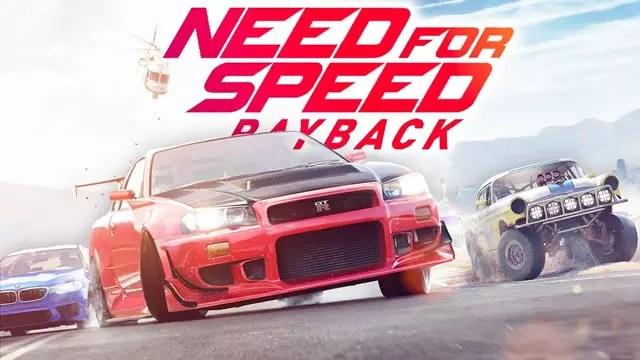 Need for Speed Payback foi lançado hoje para consoles e PC