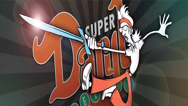 Super Daryl Deluxe anúncio