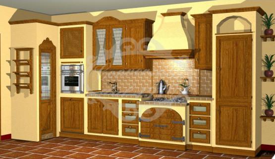Cucina Muratura Progetto