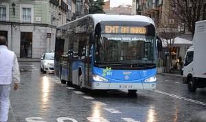 bus in madrid