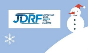 Supporting JDRF at Christmas...image and web link