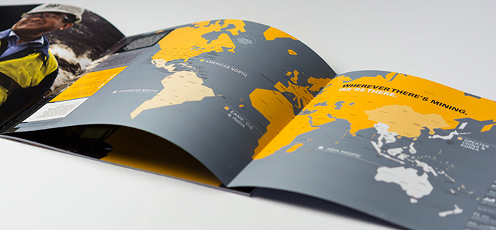 Our work  Caterpillar Global Mining  Commitment Brochure