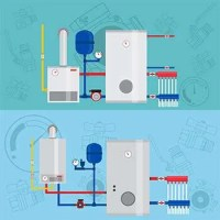 What's the Difference between a Boiler and a Furnace