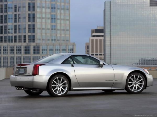 Cadillac Xlr Convertible Guide