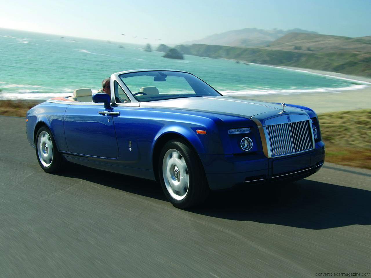 Rolls Royce Phantom Drophead Coupe Buying Guide