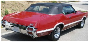 196872 Oldsmobile Cutlass, Supreme, 442 & F 85