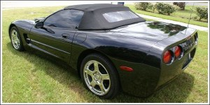 199804 Chevrolet Corvette Convertible Tops and Convertible Top Parts
