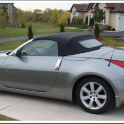 2003 Nissan 350z Wiring Diagram Deadlift Muscles Worked 2004 2009 Convertible Tops And Top Parts