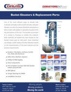 Bucket Elevator & Replacement Parts Flier