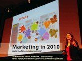 marketing in 2010