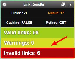 check-my-links-broken-links