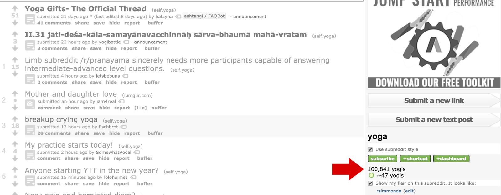 reddit expert data