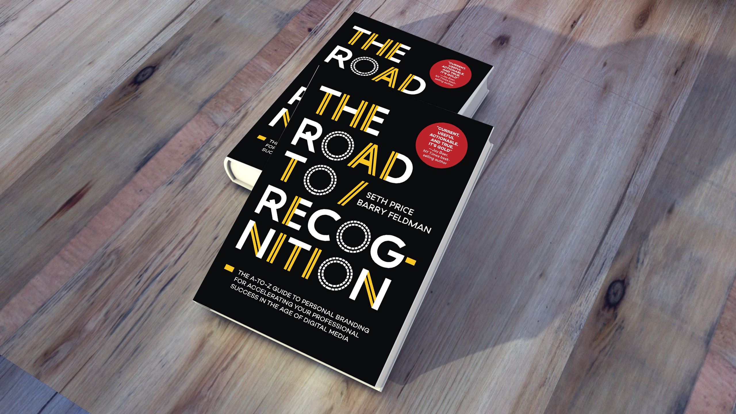 The Road to Recognition book