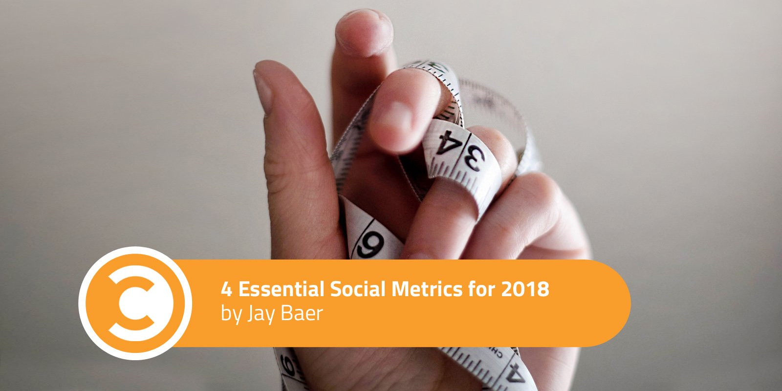 4 Essential Social Metrics for 2018