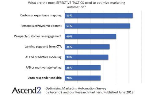 effective tactics marketing automation