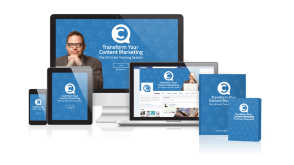 Transform Your Content Marketing Course