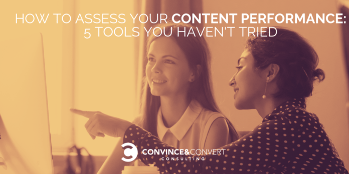 How to Assess Your Content Performance