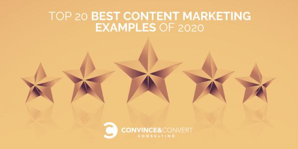 Meilleurs exemples de marketing de contenu