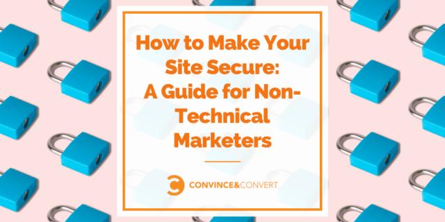 Create a secure site header