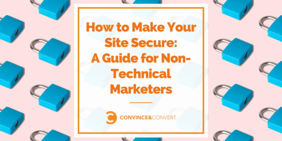 Make a Site Secure Header