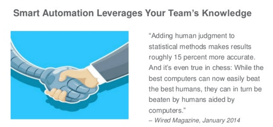 Bid Automation Leverages Your Team's Skills