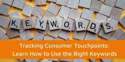 Keywords consumer touch points the key to keywords