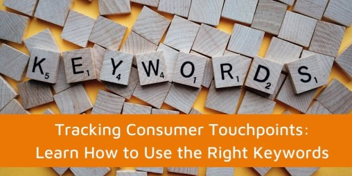 Keywords consumer touchpoints