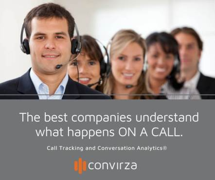 call tracking not mystery shopping
