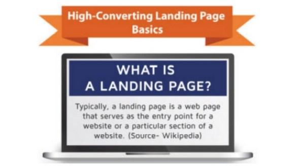high converting landing page