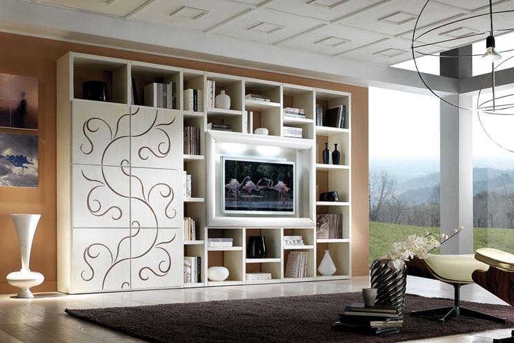Proposte di mobili da soggiorno moderno per chi ama l'arredamento moderno ma non vuole. Soggiorni Moderni Roma Convitto Galuppi