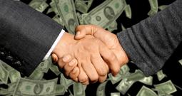 Deal Geschäft Handel