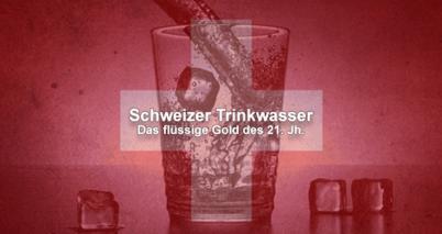 Sollte die Schweiz ihr Trinkwasser in der Verfassung schützen?