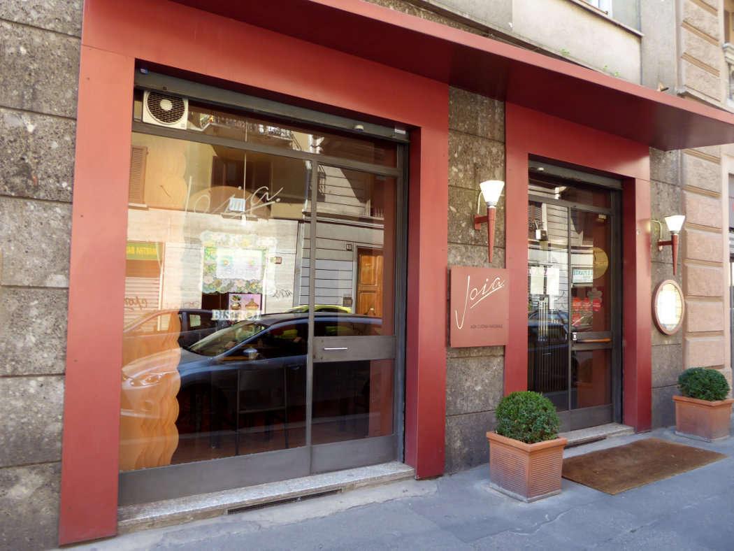 Joia Alta Cucina Naturale  Milano