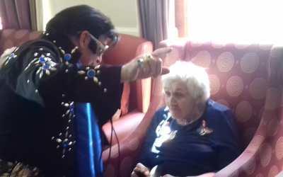 Elvis at Brooklands, Dunmurry