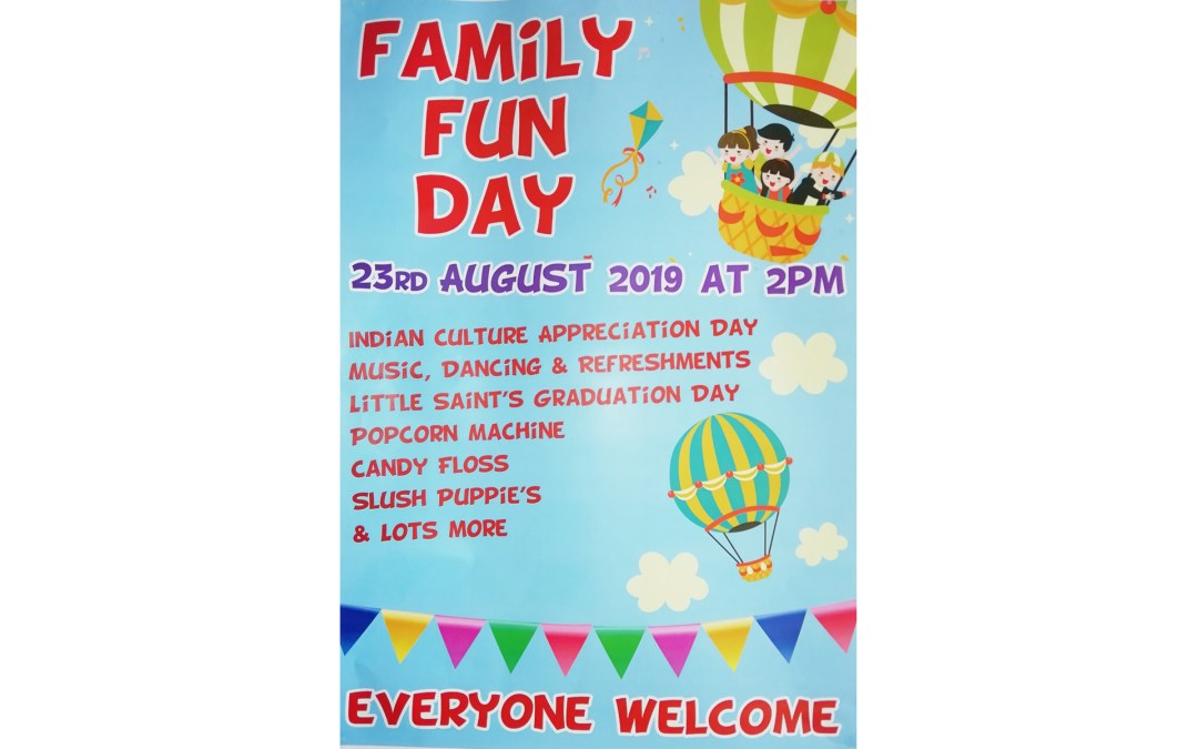 Family Fun Day, Cloona Park, Dunmurry