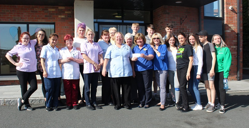 Kilwee Care Home & Brooklands Healthcare – Community Relations Day