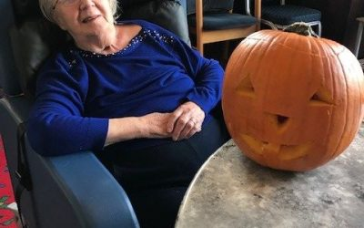 Halloween 2019 at Conway Group Healthcare