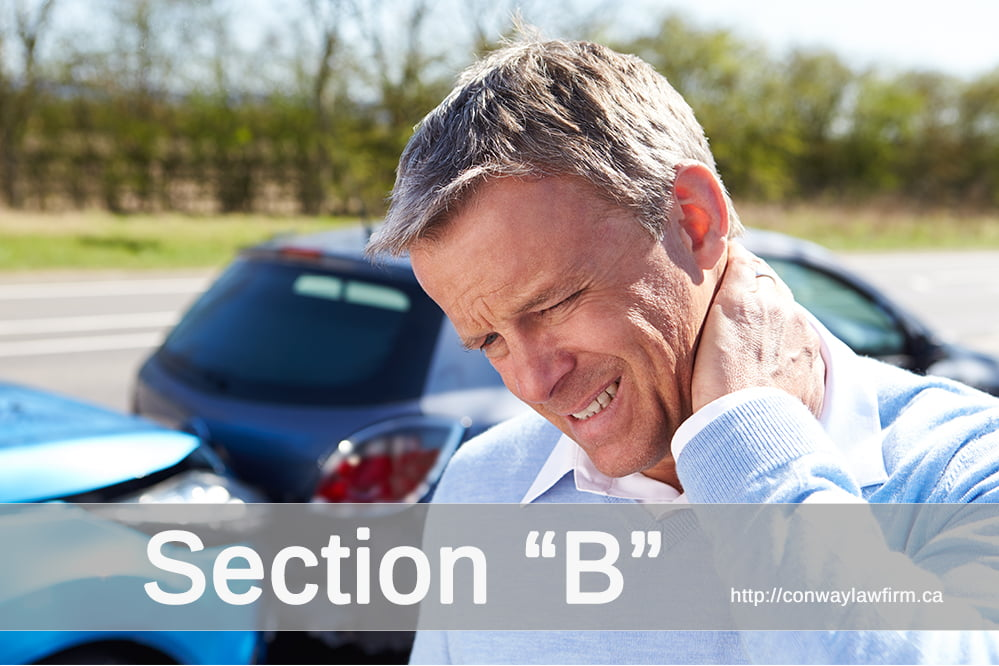 Learning About Section 'B' Benefits