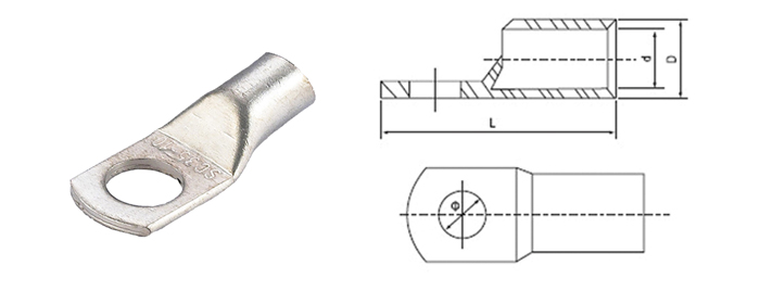 SC(JGA) Copper Cable Lug-products-IPC-Tension Clamp