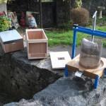 Communal heather press