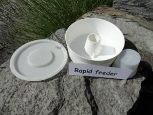 rapid feeder